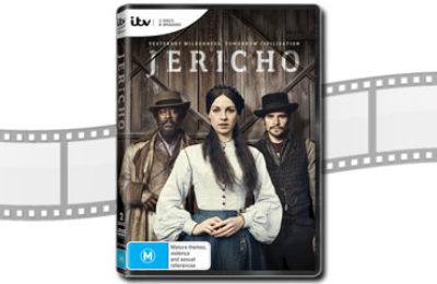 DVD cover JERICHO
